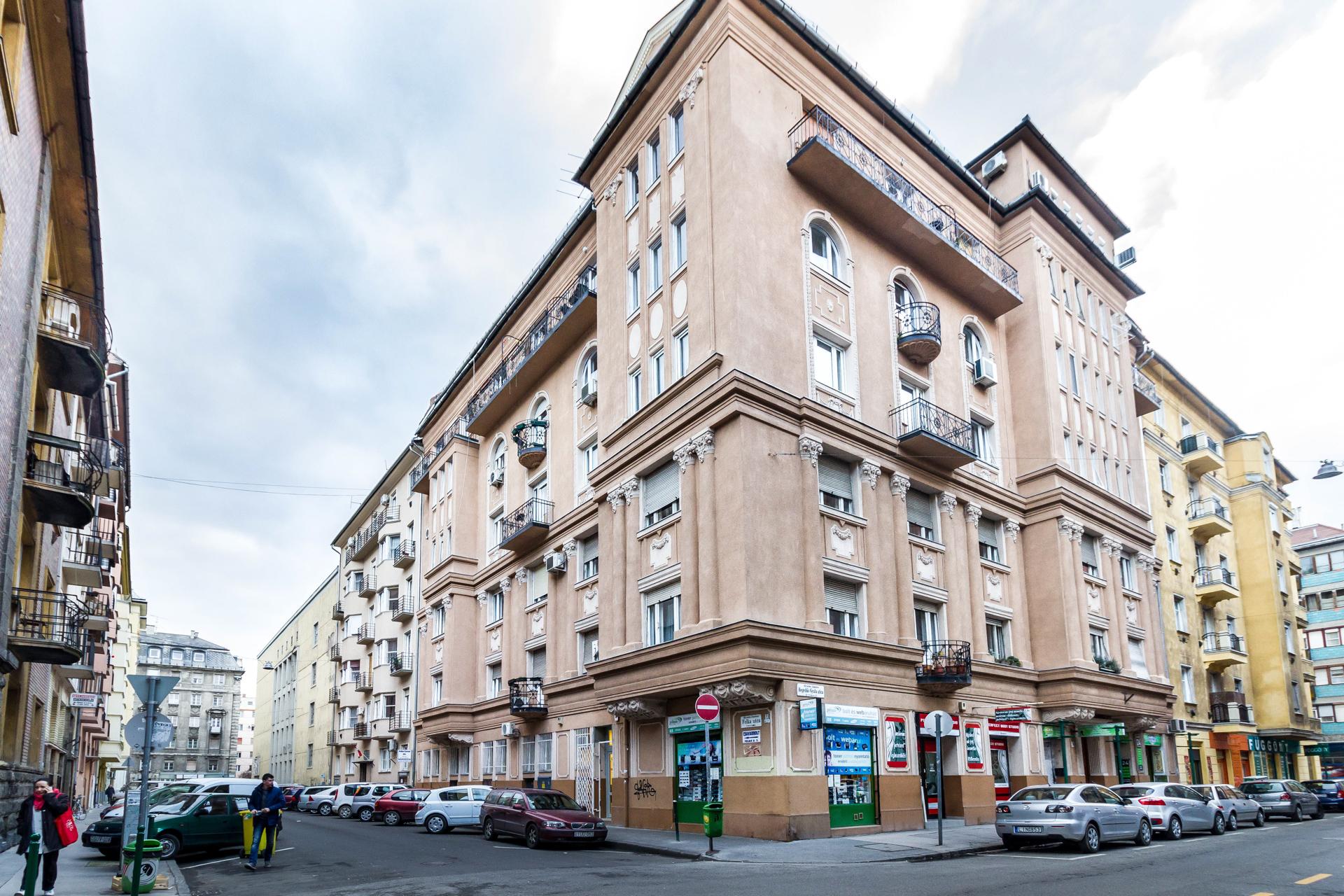 13. kerület, Hegedűs Gyula utca 24