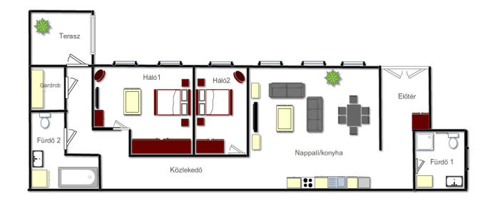 District 6, Podmaniczky utca 10.