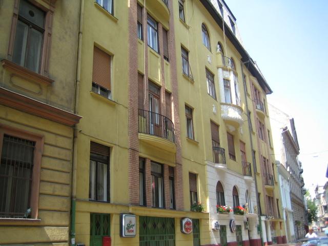 District 5, Magyar utca 27.
