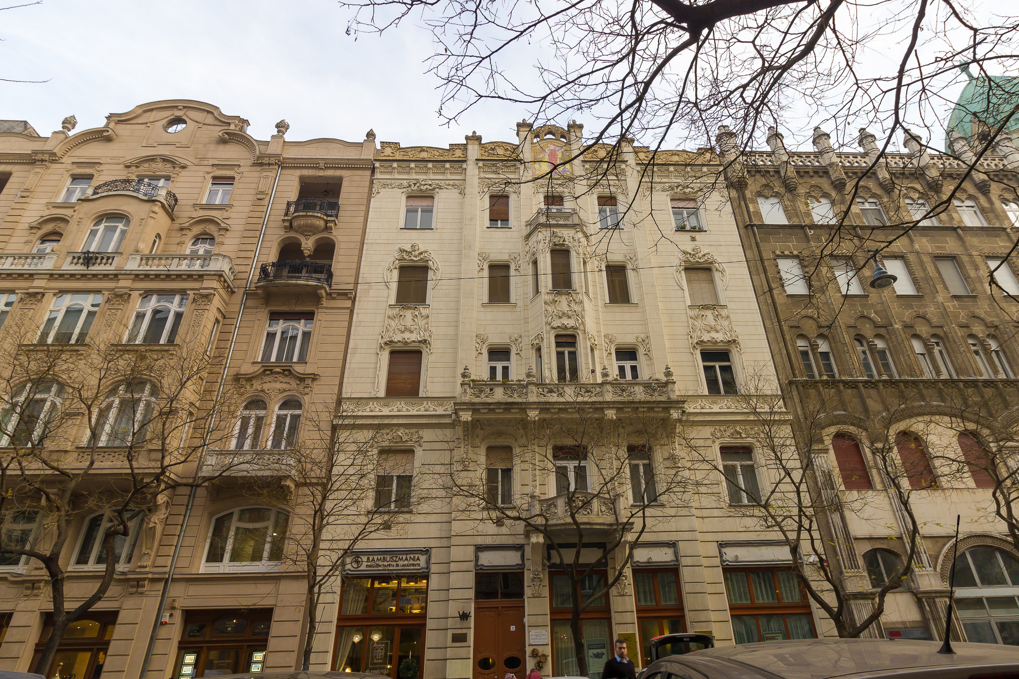 District 5, Aulich utca 3.