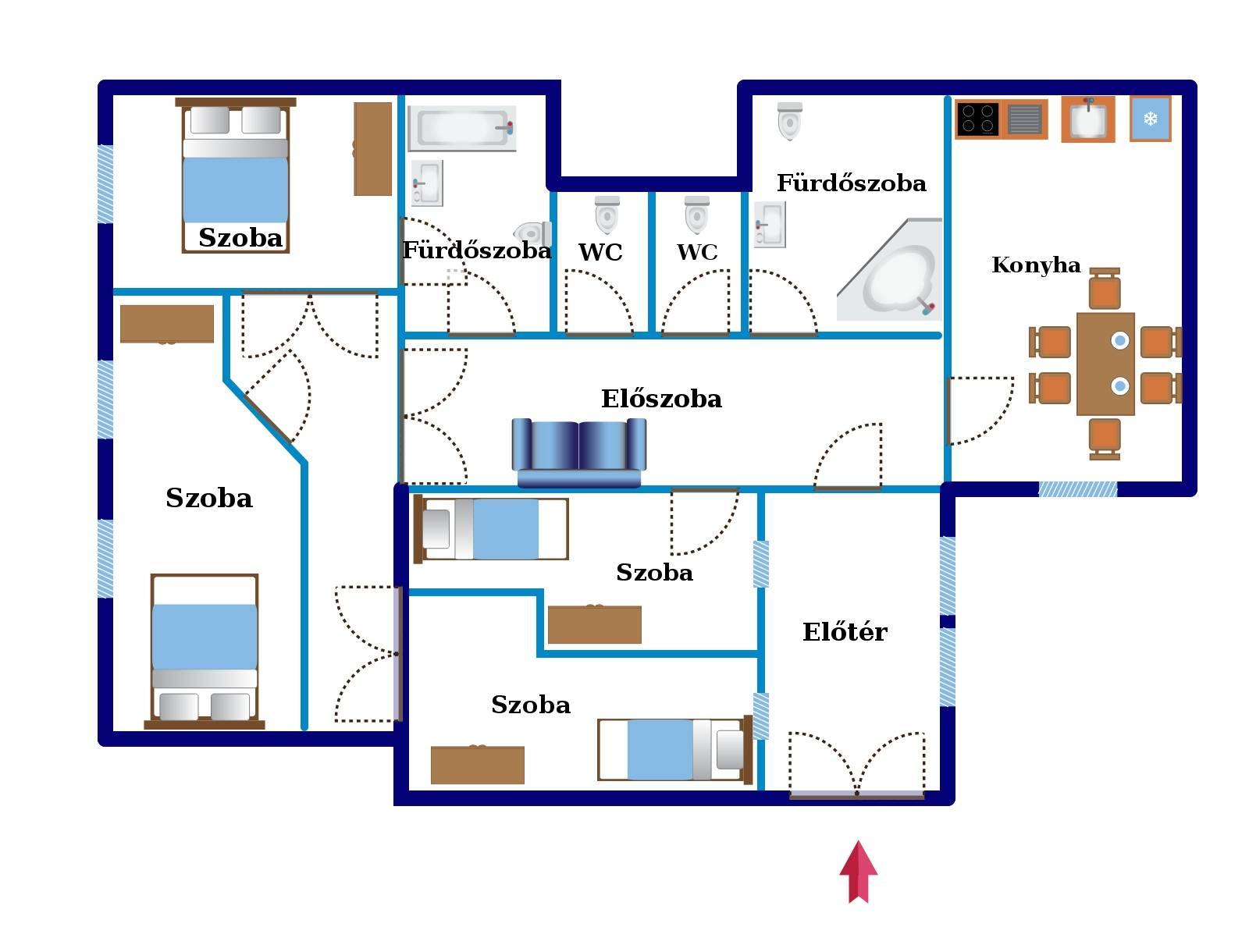 District 6, Rózsa utca 48